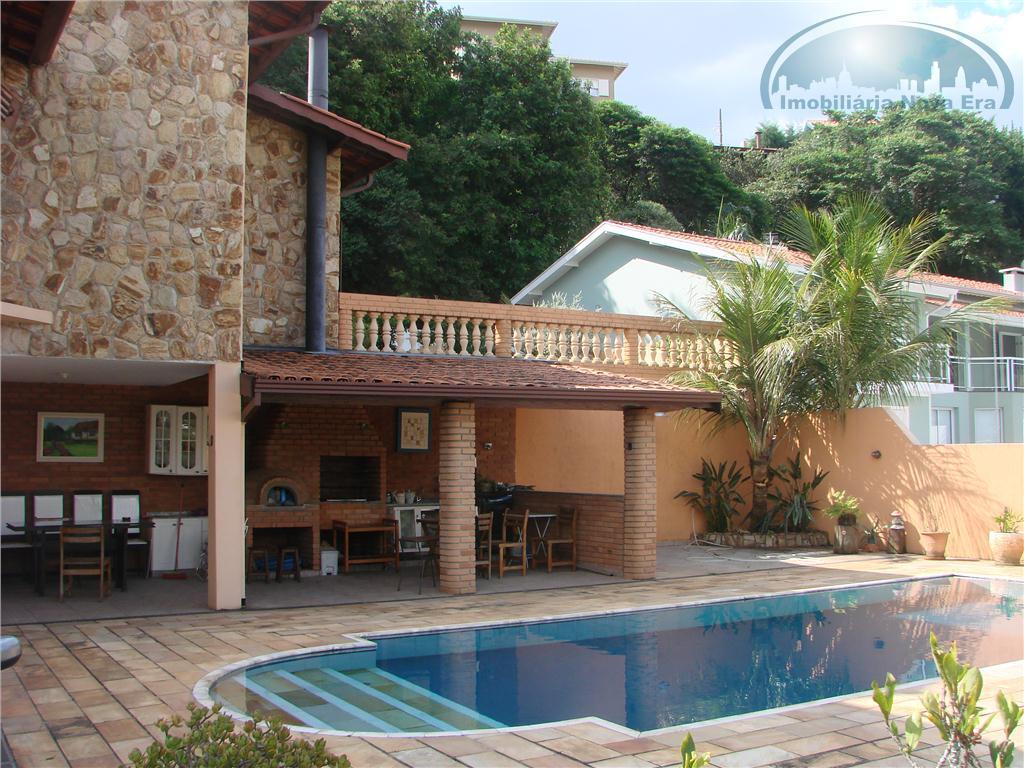 Casa Residencial à venda, Condomínio Estância Marambaia, Vinhedo - CA0019.