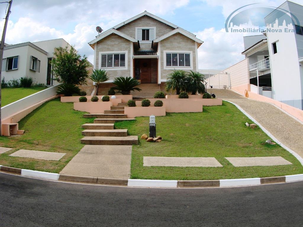 Casa residencial à venda, Condomínio Terras de Vinhedo, Vinhedo - CA0833.