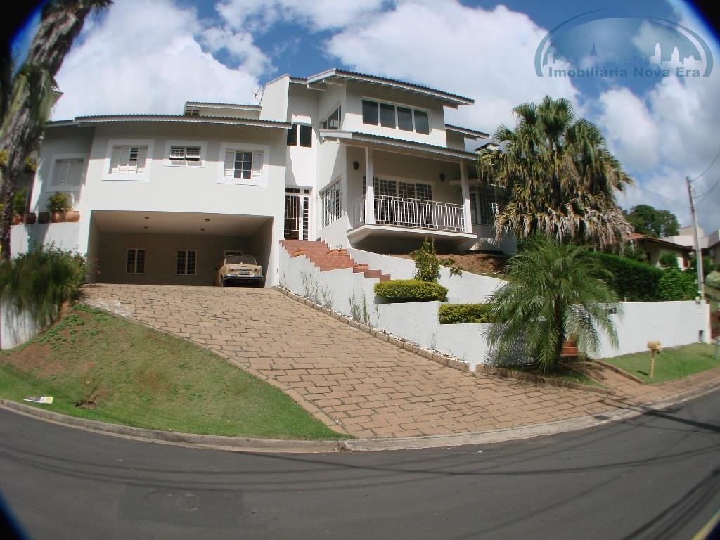 Casa Residencial à venda, Condomínio Estância Marambaia, Vinhedo - CA0068.