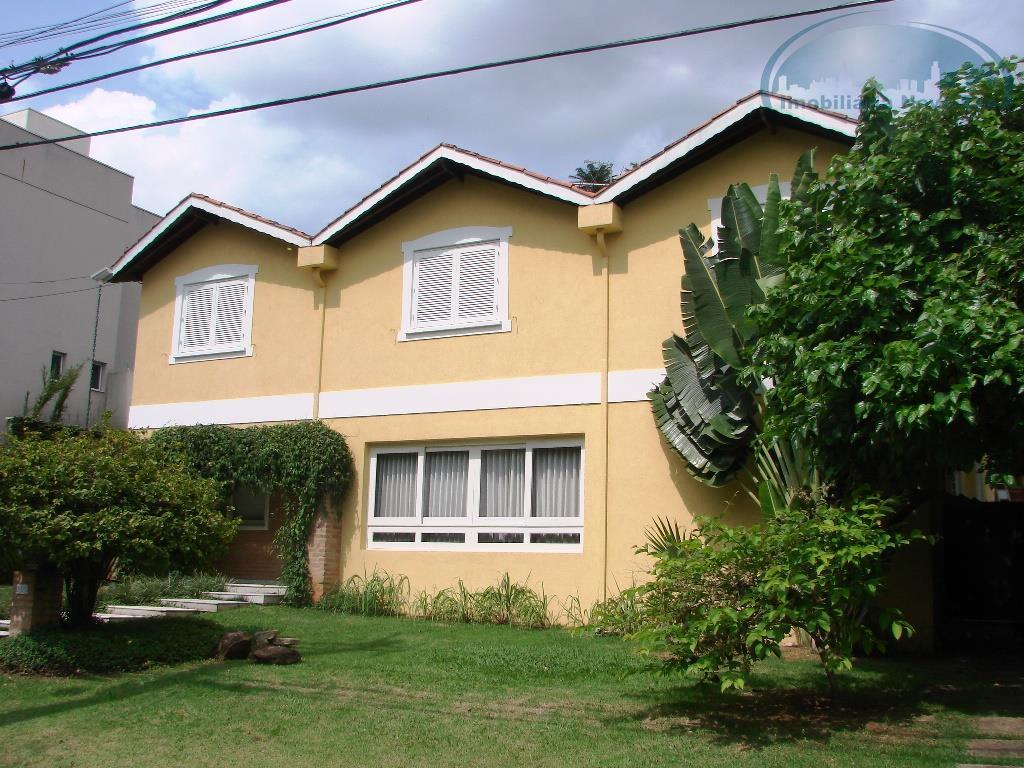 Casa residencial para venda e locação, Condomínio Estância Marambaia, Vinhedo - CA0904.