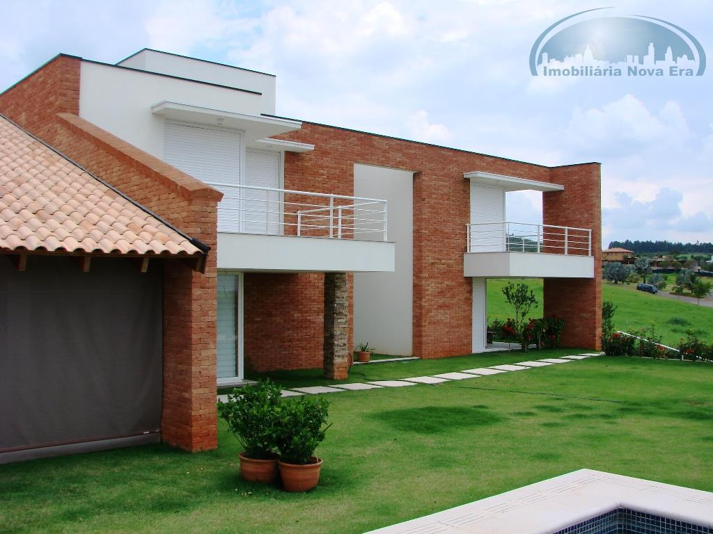 Casa residencial à venda, Condomínio Fazenda da Grama, Itupeva - CA0651.