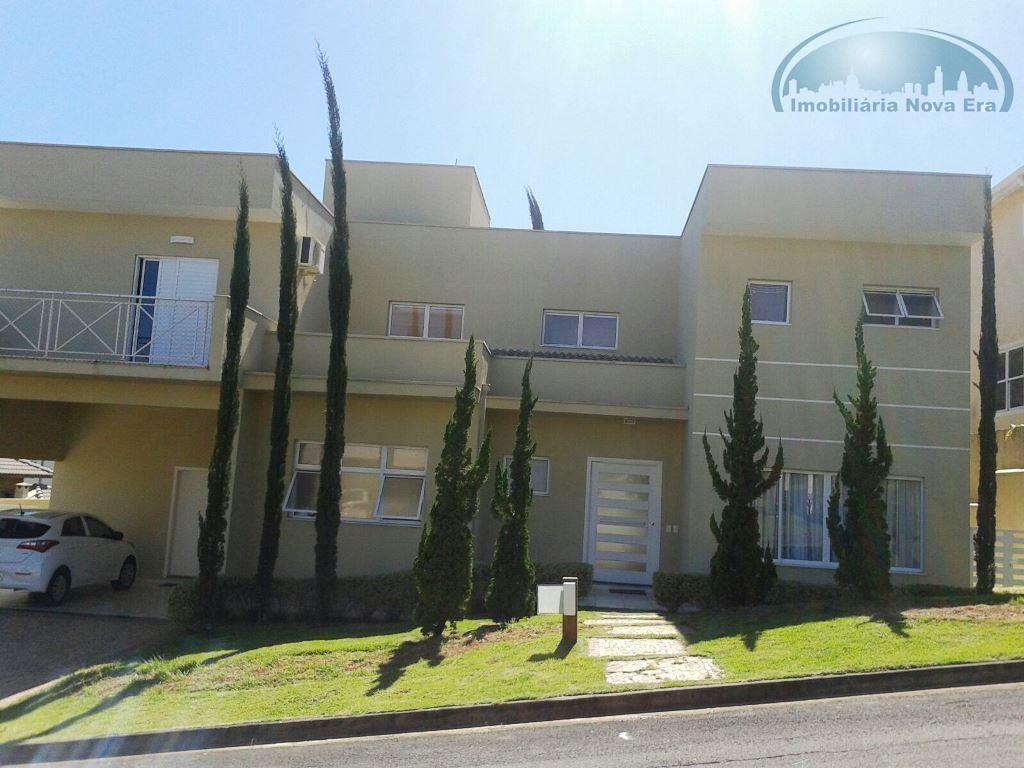 Casa residencial para venda e locação, Condomínio Villagio di Verona, Vinhedo - CA0016.