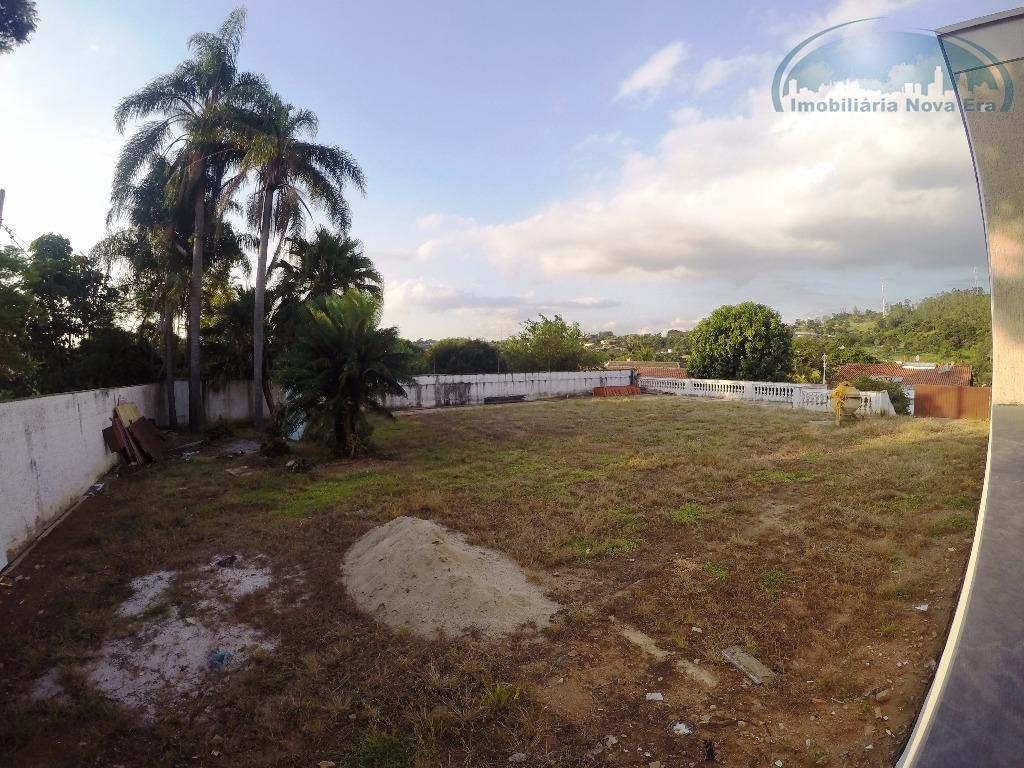 terreno residencial plano à venda, condomínio estância marambaia, vinhedo.exclusividade imobiliária nova era, terreno plano com ótima...
