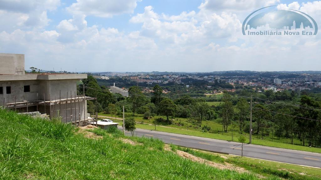 terreno residencial à venda, condomínio campo de toscana, vinhedo. te0756.excelente lote com vista permanente para a...