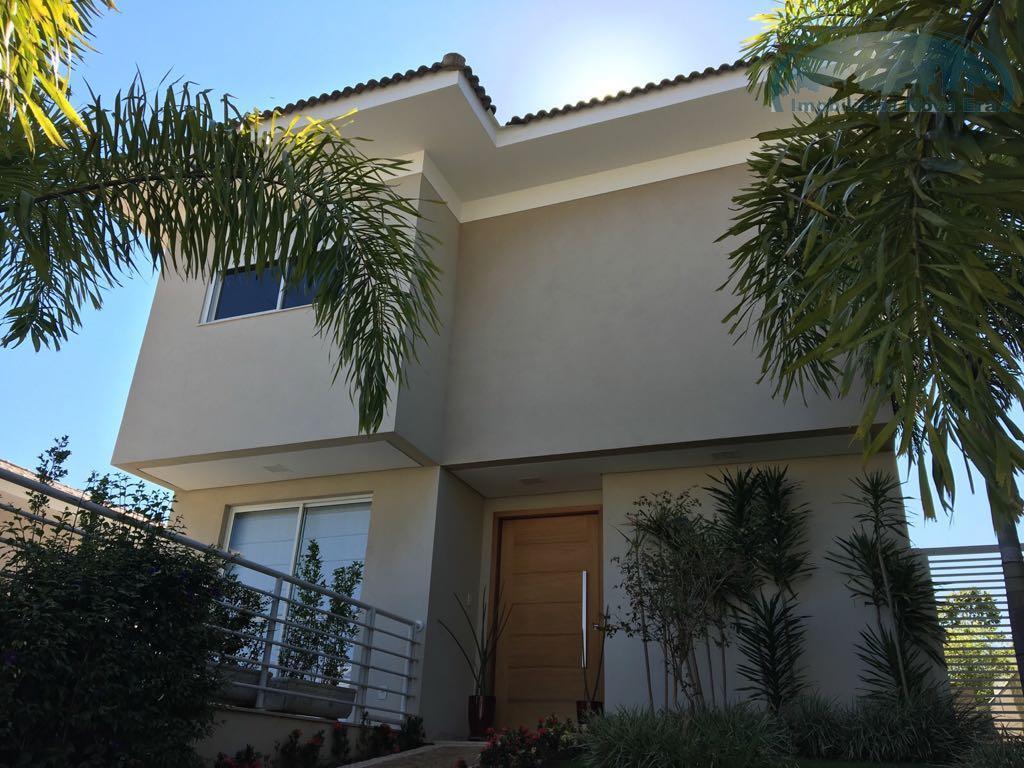 Casa residencial à venda, Condomínio São Francisco, Vinhedo.
