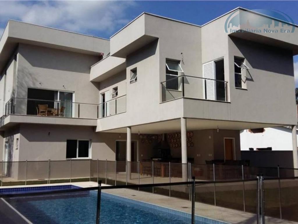 Casa residencial à venda, Condomínio Vista Alegre - Café, Vinhedo - CA1235.