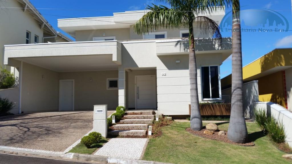 Casa com 03 suítes à venda, 305 m² por R$ 1.350.000 - Condomínio Recanto dos Paturis - Vinhedo/SP