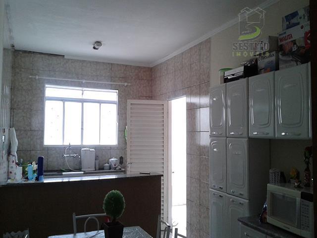 Casa residencial à venda, Loteamento Solo Sagrado, Catanduva.