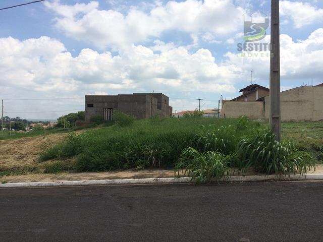 Terreno residencial à venda, Parque Residencial Agudo Romão, Catanduva.