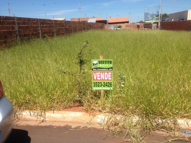Terreno residencial à venda, Residencial Alto da Boa Vista, Catanduva.