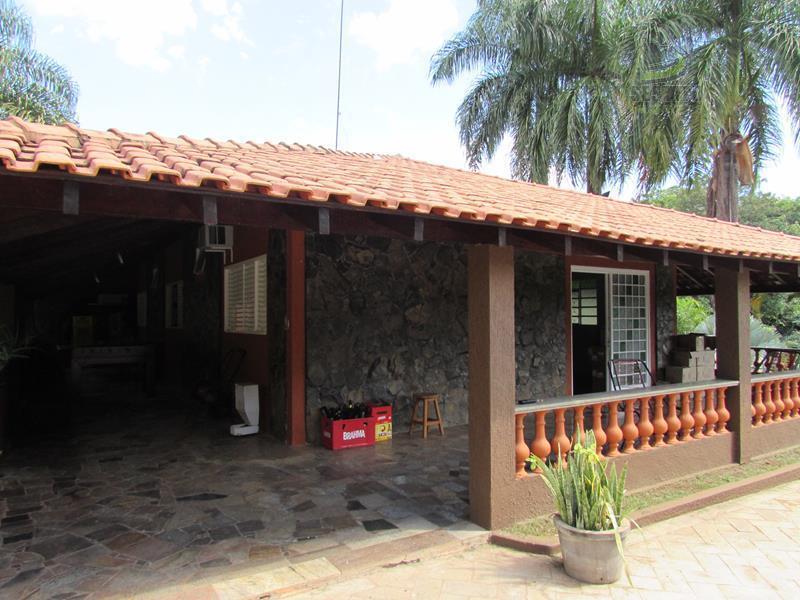Chácara residencial à venda, Jardim dos Coqueiros II, Catanduva.