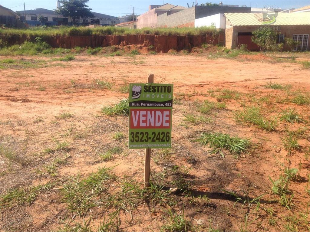Terreno residencial à venda, Vila Dona Engracia Agudo Romão, Catanduva.
