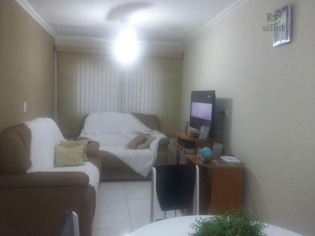 Apartamento residencial à venda, Vila Rodrigues, Catanduva.