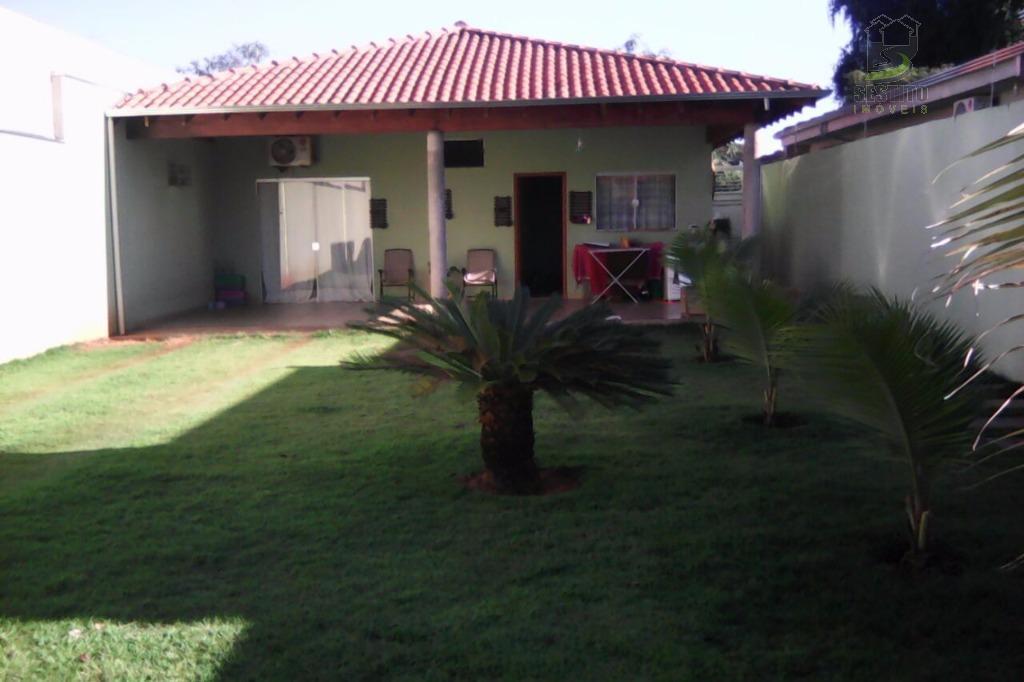 Casa residencial à venda, Residencial Giovana, Pindorama.
