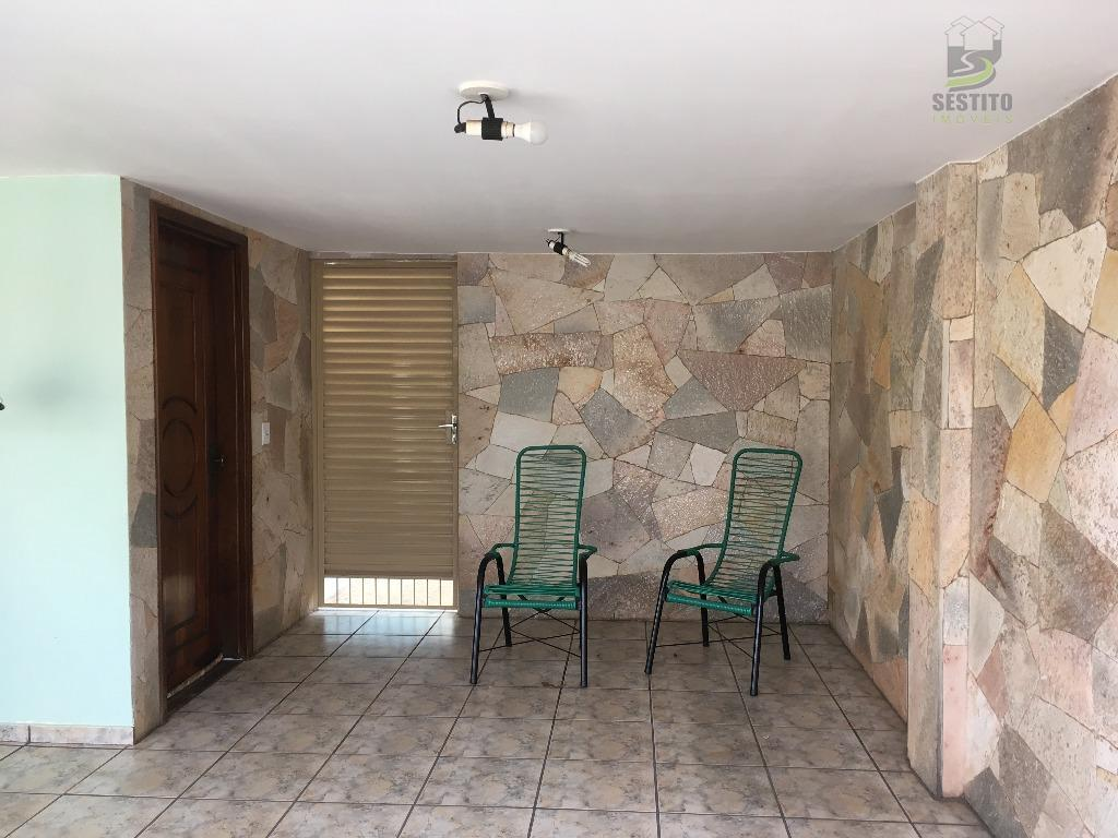 Casa Residencial à venda, São Francisco, Catanduva - CA0020.