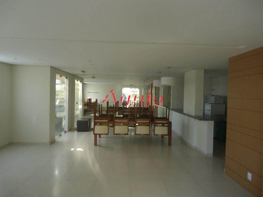 ótimo apartamento no parque erasmo assunção com 3 dormitórios, sala, cozinha, banheiro social, área de serviço...