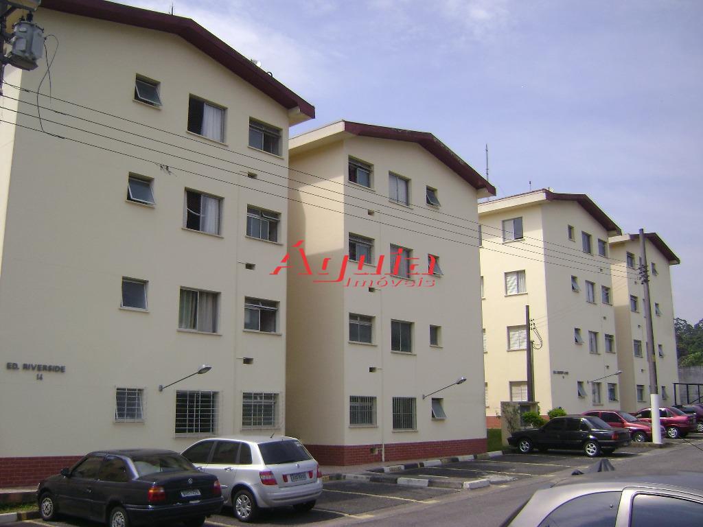 Apartamento Residencial à venda, Cidade São Jorge, Santo André - AP0468.