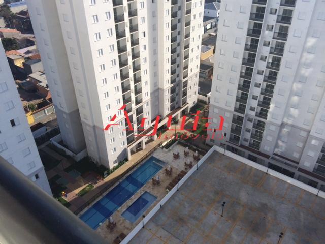 apartamento em andar alto na vila metalúrgica / com 3 dormitórios (o 3º foi revertido para...