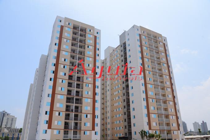 bairro jardim / prox. ao shopping grand plaza - apartamento novo - 3 dormitorios, suite, sala,...