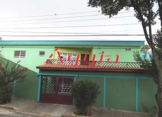 Casa residencial à venda, Parque Novo Oratório, Santo André - CA0012.