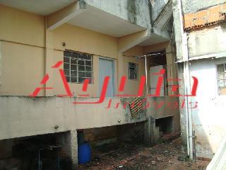 Casa de 2 dormitórios à venda em Vila Curuçá, Santo André - SP