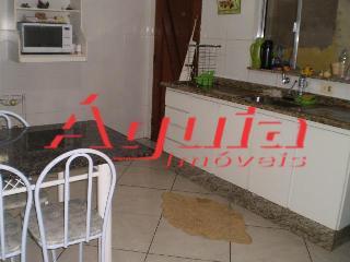 Casa de 3 dormitórios em Jardim Santo Alberto, Santo André - SP