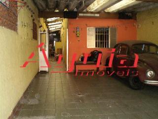 Casa de 3 dormitórios à venda em Jardim Santo Alberto, Santo André - SP