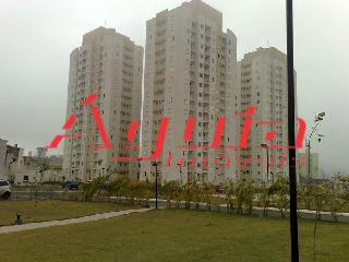 Apartamento residencial à venda, Parque Novo Oratório, Santo André - AP0381.