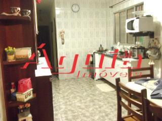 Casa de 2 dormitórios à venda em Jardim Utinga, Santo André - SP