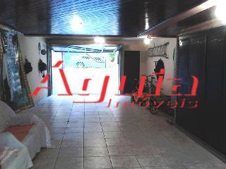 Sobrado Residencial à venda, Parque Erasmo Assunção, Santo A