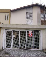 Sobrado Residencial à venda, Parque Jaçatuba, Santo André - SO0015.