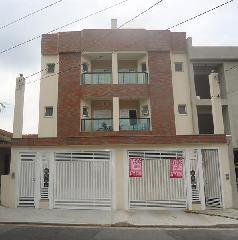 Cobertura de 3 dormitórios em Jardim Santo Antônio, Santo André - SP