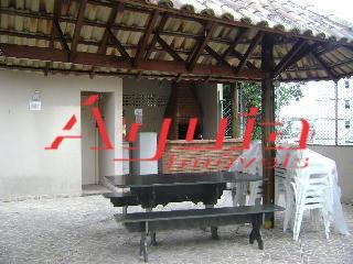 Apartamento de 2 dormitórios em Vila Lutécia, Santo André - SP