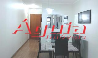 Apartamento de 2 dormitórios à venda em Vila Emílio, Mauá - SP