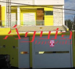 Sobrado Residencial à venda, Jardim Santo Antônio, Santo André - SO0295.