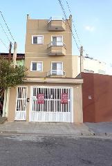 Cobertura de 2 dormitórios em Jardim Rina, Santo André - SP