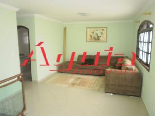 Sobrado de 5 dormitórios à venda em Vila Tibiriçá, Santo André - SP