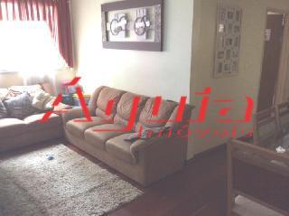 Apartamento de 2 dormitórios à venda em Vila Lutécia, Santo André - SP