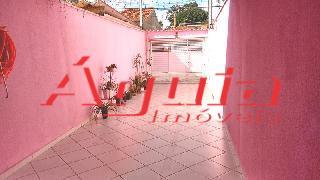 Sobrado de 2 dormitórios em Jardim Santo Alberto, Santo André - SP