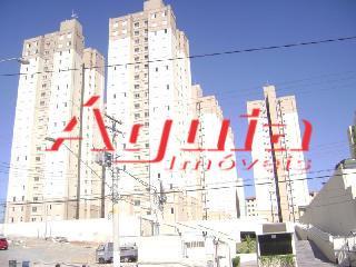 Apartamento Residencial à venda, Parque Erasmo Assunção, San