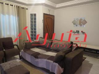 Sobrado Residencial à venda, Vila Camilópolis, Santo André - SO0164.