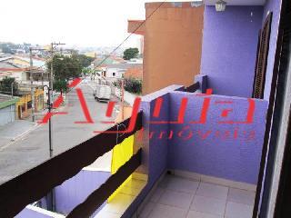 Sobrado de 4 dormitórios em Parque Oratório, Santo André - SP