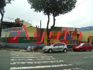 Terreno à venda em Parque Erasmo Assunção, Santo André - SP