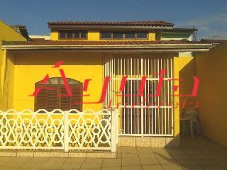 Sobrado de 3 dormitórios em Parque Capuava, Santo André - SP