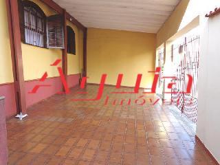Casa Residencial à venda, Parque Novo Oratório, Santo André - CA0141.