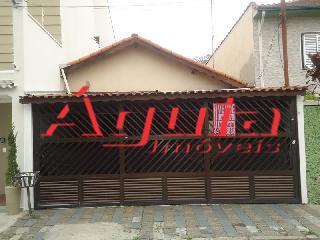Casa de 3 dormitórios em Vila Homero Thon, Santo André - SP