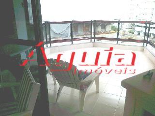 Apartamento de 4 dormitórios em Vila Alzira, Guarujá - SP