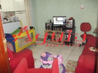 Casa Residencial à venda, Parque Novo Oratório, Santo André - CA0106.