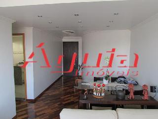 Apartamento residencial à venda, Bangu, Santo André - AP0558.
