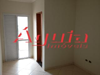 Apartamento de 3 dormitórios à venda em Jardim Santo Antônio, Santo André - SP